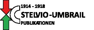 STELVIO-UMBRAIL 14/18 Wanderwege Erster Weltkrieg