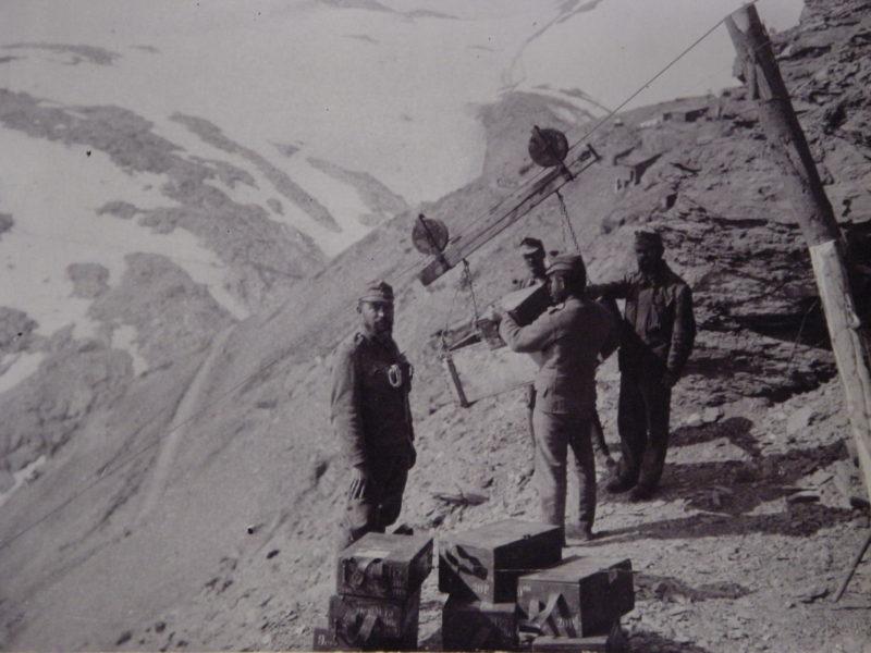 DSS Bergstation Lempruchlager